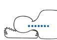 Пуховая подушка с ортопедическим эффектом