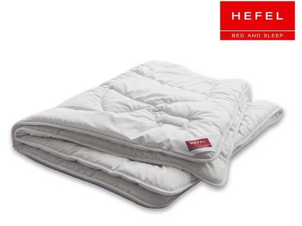 Одеяло из овечьей шерсти легкое Hefel (Австрия).